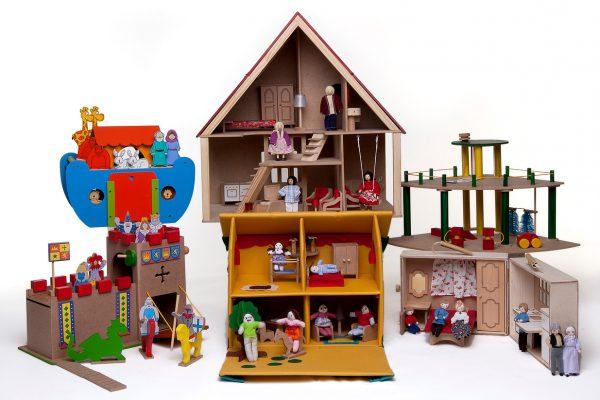 Casinhas, mobiliário e muito mais!
